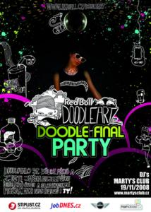 doodle final party